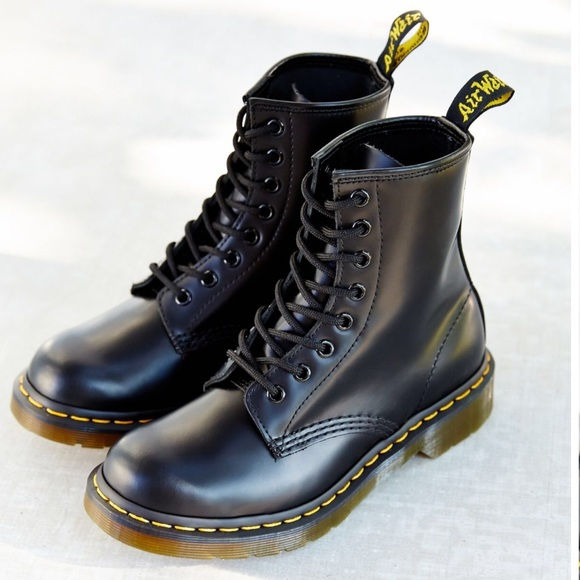 Dr. Martens Shoes - Doc Marten's 1460 Smooth Boot